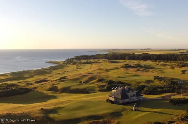kingsbarns golf vacation scotland