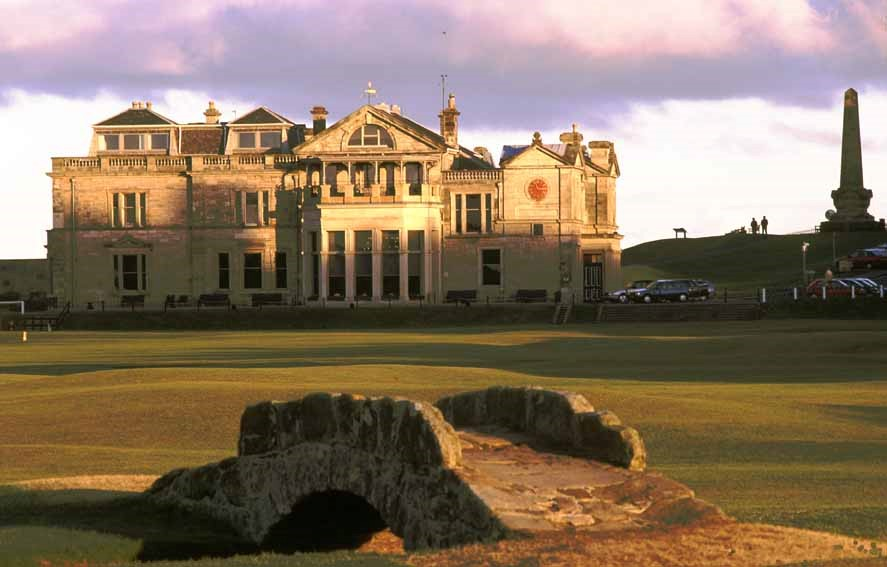 luxury golf packages scotland