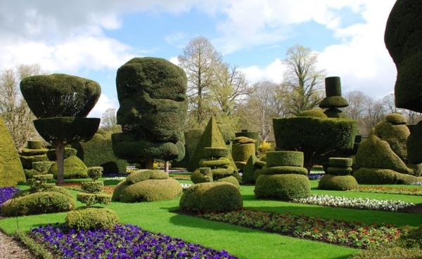 garden tours england