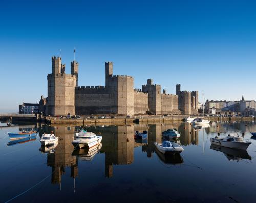 wales castles